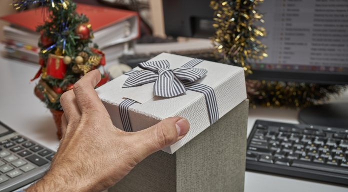 Prezenty bożonarodzeniowe dla klientów i pracowników